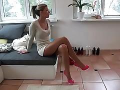 high heel porn videos @ tight pussy hd